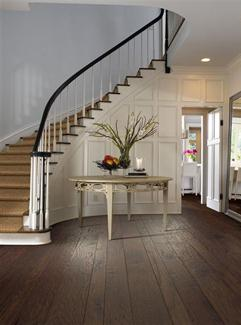 Beautiful Hardwood Flooring at Carol's Carpet Flooring America